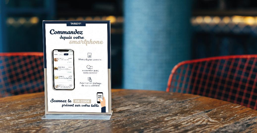 Services complémentaires AllEatOne - Kit de communication